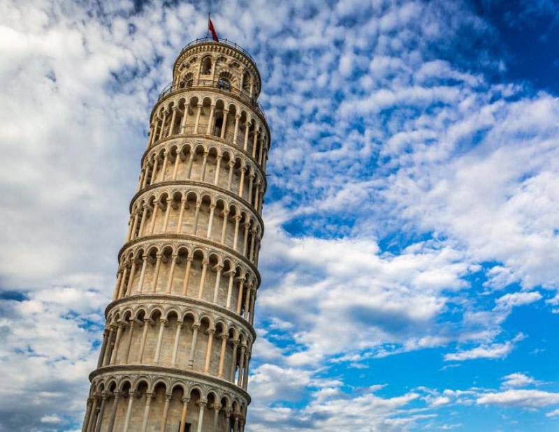 برج کچ پیزا