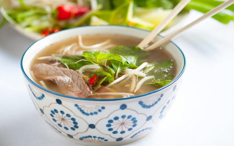 سوپ Pho - ویتنام