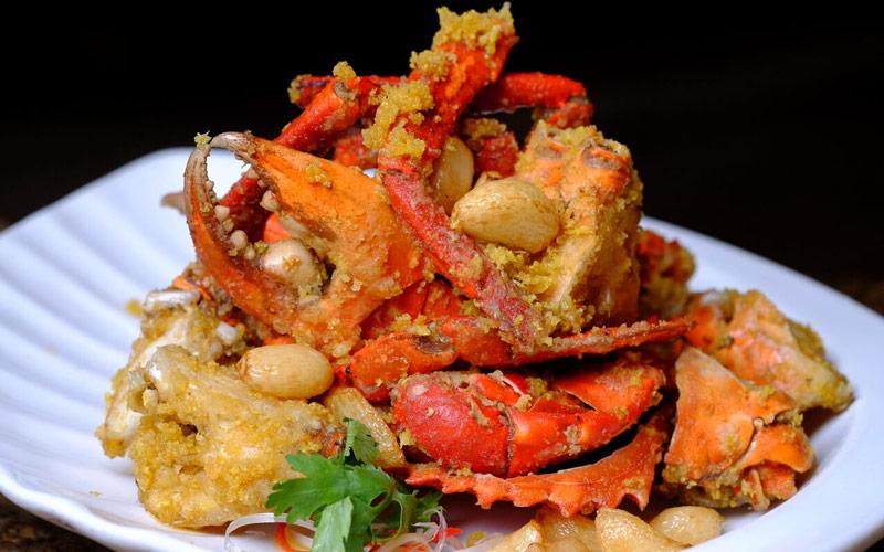 خرچنگ کرهای – ایتالیا
