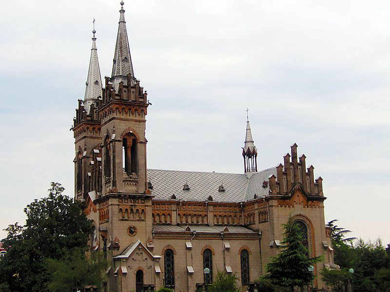 کلیسای جامع مادر مقدس (Holy Mother Virgins Nativity Cathedarl)