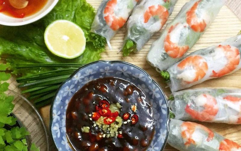 اسپرینگ رول (Goi cuon) – ویتنام
