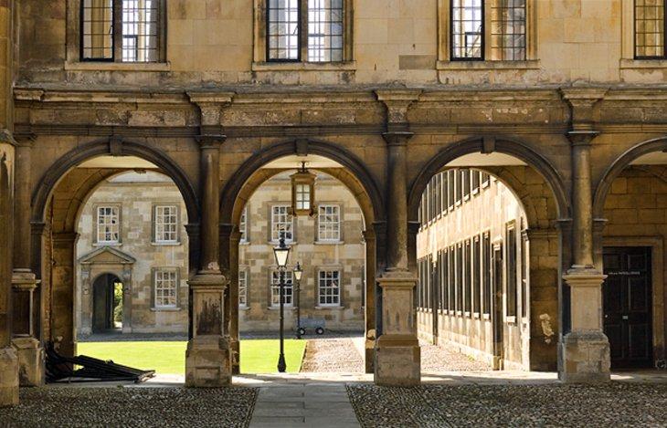 دیدنی های کمبریج