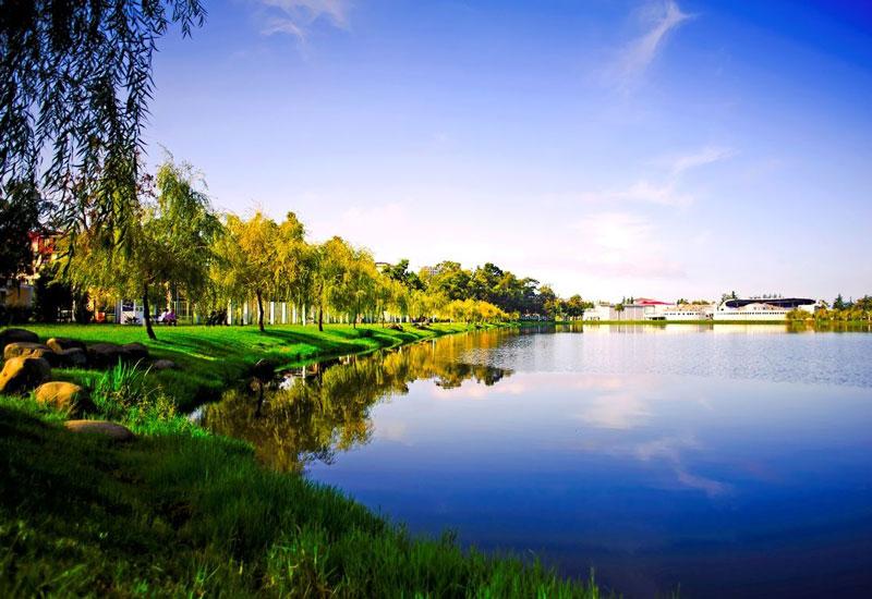 دریاچه نوریگلی (Nurigeli Lake)