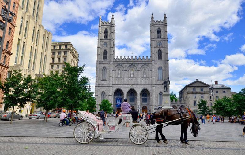 کلیسای نوتردام کانادا