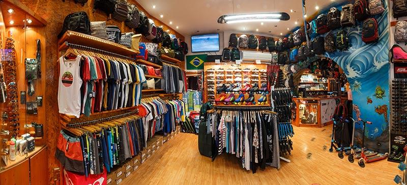 مغازه های ورزشی