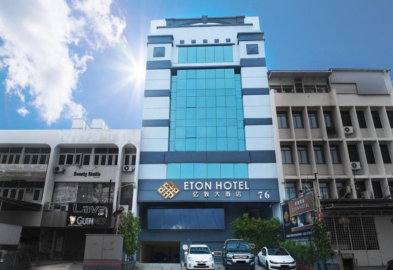 هتل اتون (Eton Hotel)