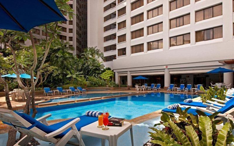 هتل رویال چولان بوکیت بینتانگ (Royale Chulan Bukit Bintang)