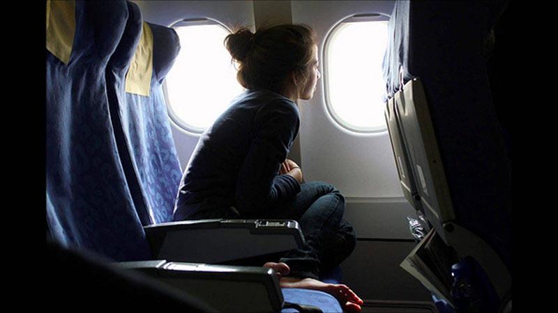 لذت بردن از پرواز