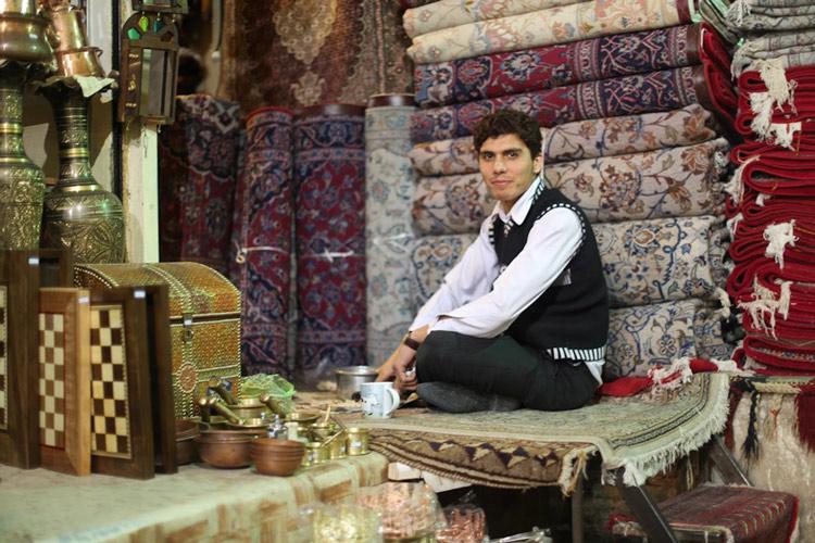 مردم مهربان ایران