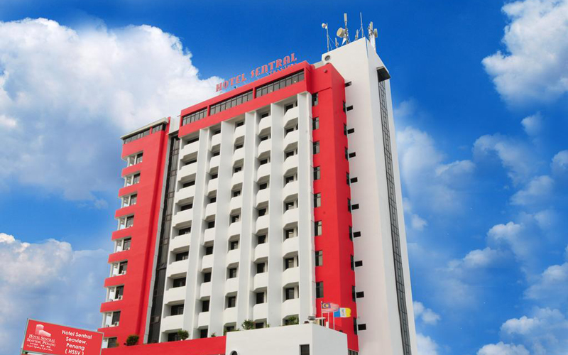هتل سنترال سی ویو پنانگ (Hotel Sentral Seaview, Penang)
