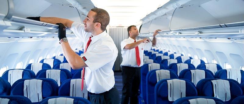 امنیت در هواپیما