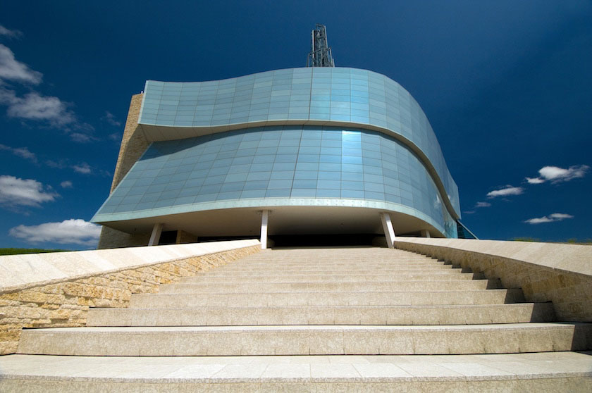 موزه کانادایی حقوق بشر