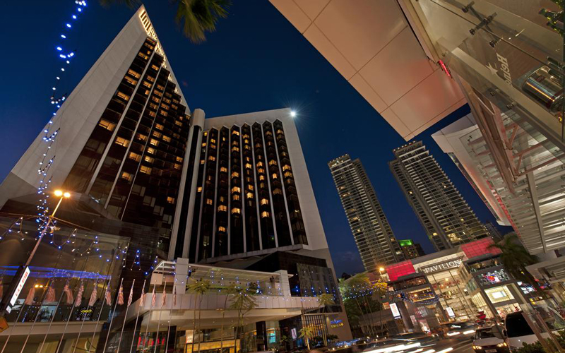 هتل گرند میلینیوم کوالالامپور (Grand Millennium Kuala Lumpur)