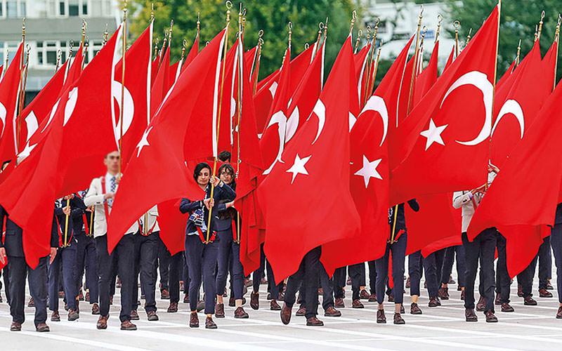 جشنواره های ترکیه