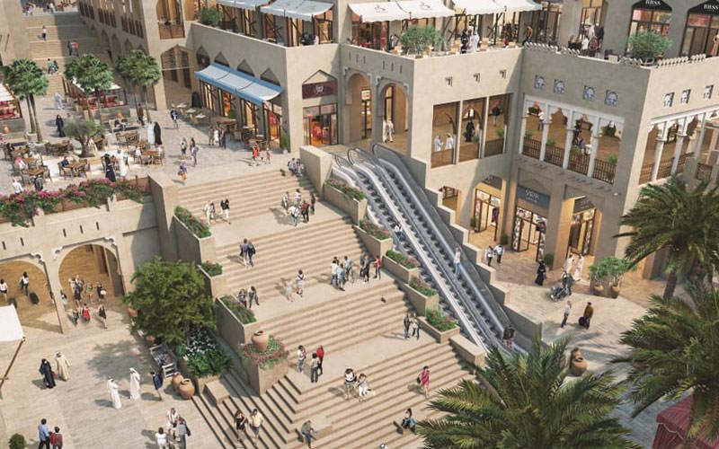 مرکز خرید دبی