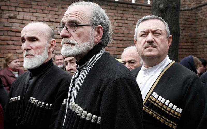 آداب و رسوم گرجستان