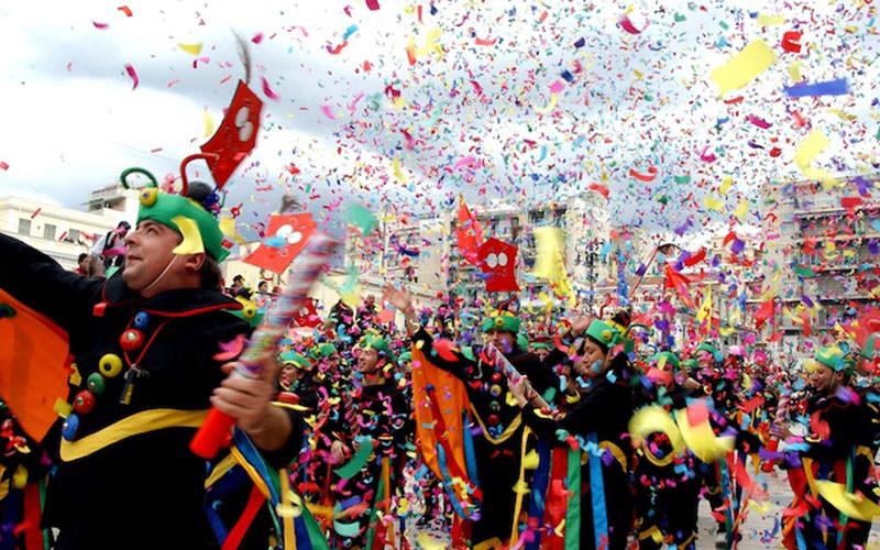 جشنواره های یونان