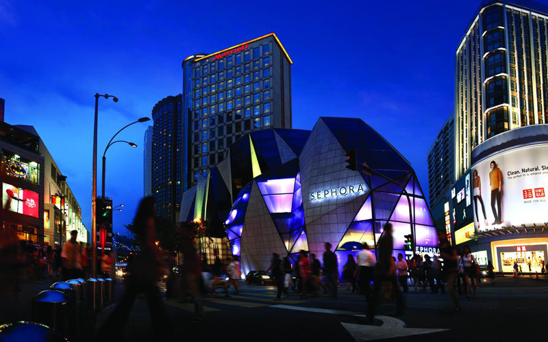 هتل جی دبلیو ماریوت کوالالامپور (JW Marriott Hotel, Kuala Lumpur)