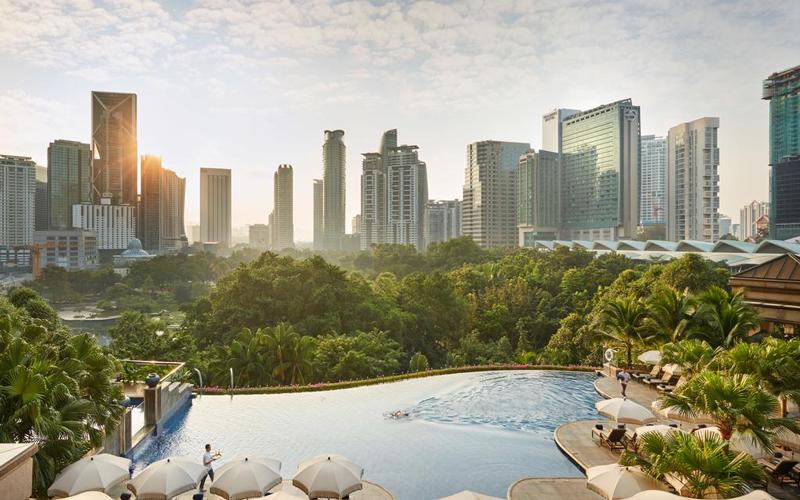هتل ماندارین اورینتال (Mandarin Oriental, Kuala Lumpur)