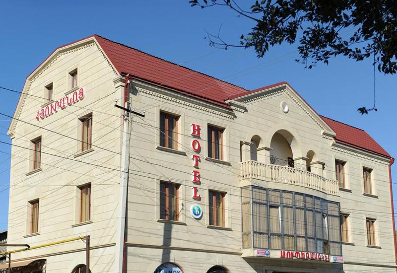 هتل اس دی دیوید (SD David Hotel)