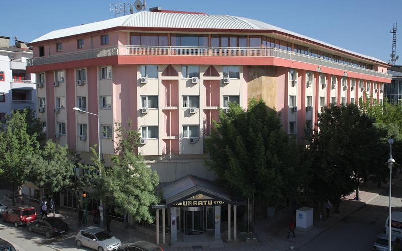 هتل بویوک اورارتو (Buyuk Urartu Hotel)