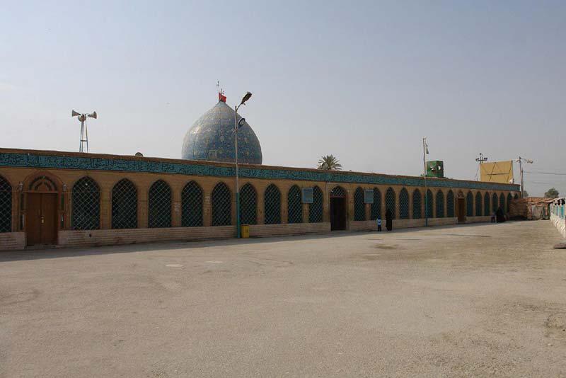 مزار عون بن عبدالله