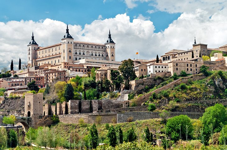 جاذبه های اسپانیا