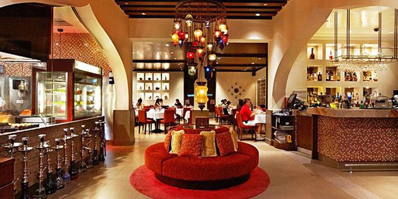 رستوران شیراز سنگاپور