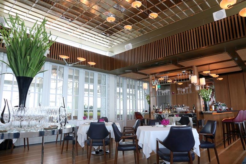 رستوران اسپاگو سنگاپور