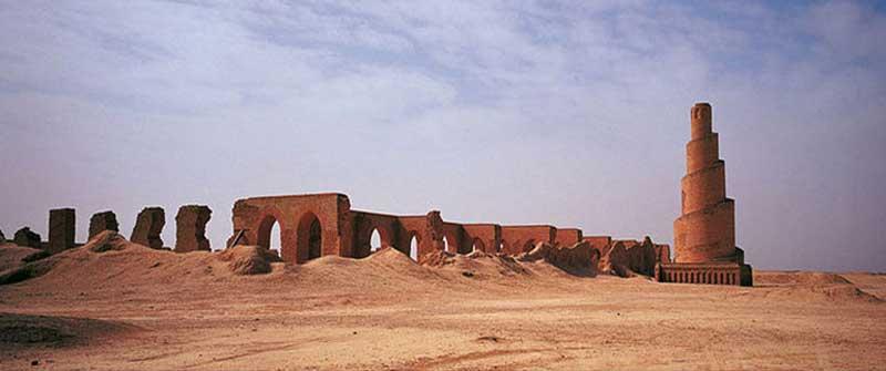 مسجد جامع سامرا