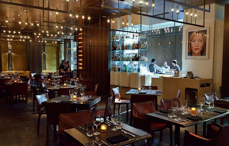 رستوران کات سنگاپور