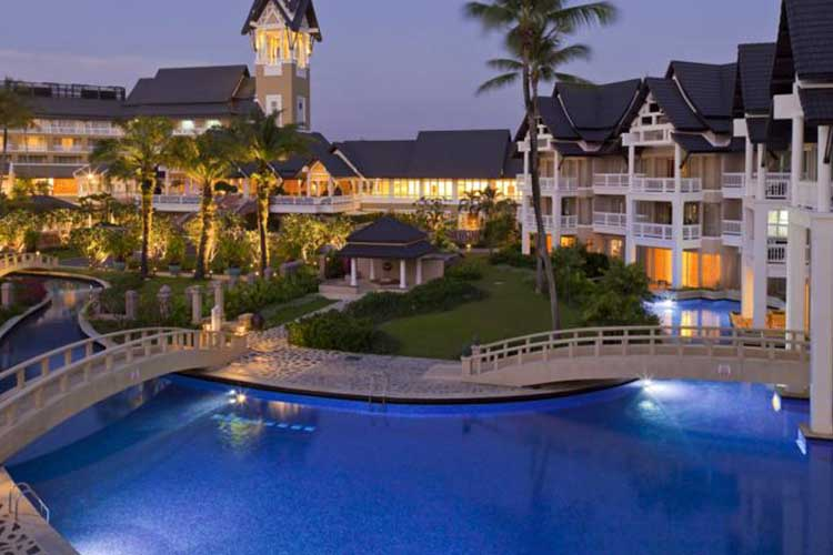 هتلهای لوکس پوکت