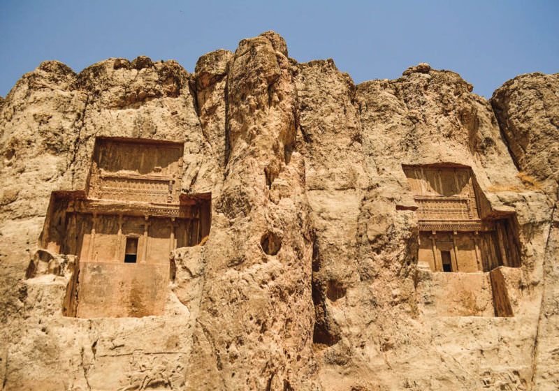 نقش رستم، استان فارس