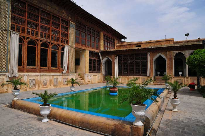 خانه زینت الملوک شیراز