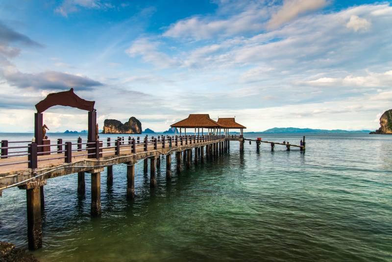 زیباترین جزایر بکر تایلند