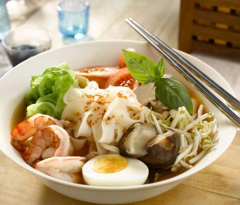 ۲۱ غذای تایلندی
