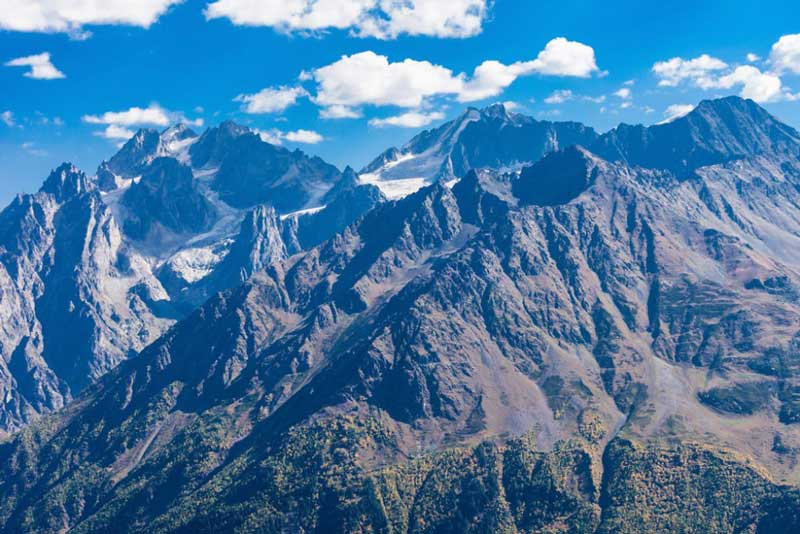 کوه های قفقاز آذربایجان