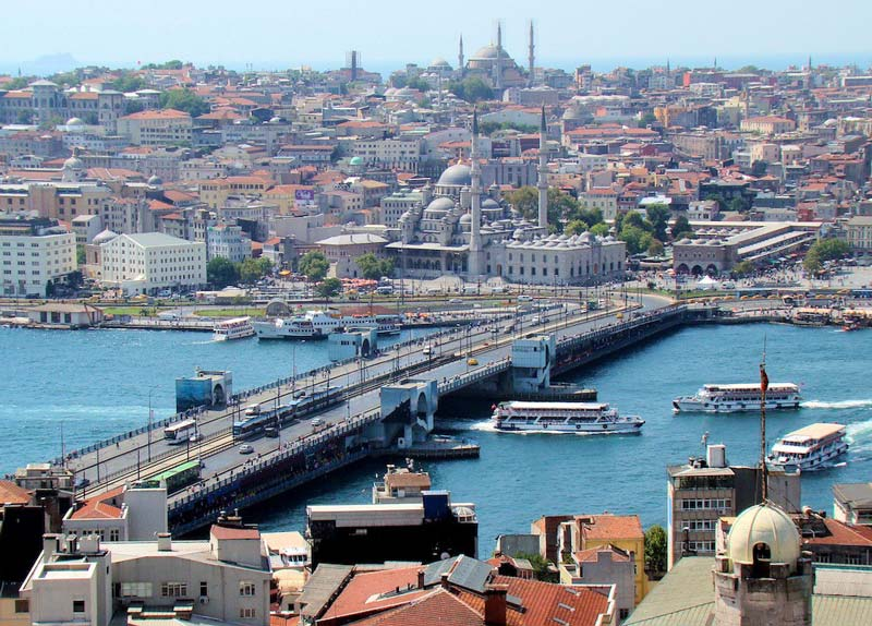 پل گالاتااستانبول