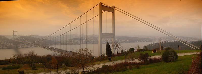 پل فاتح سلطان محمد استانبول