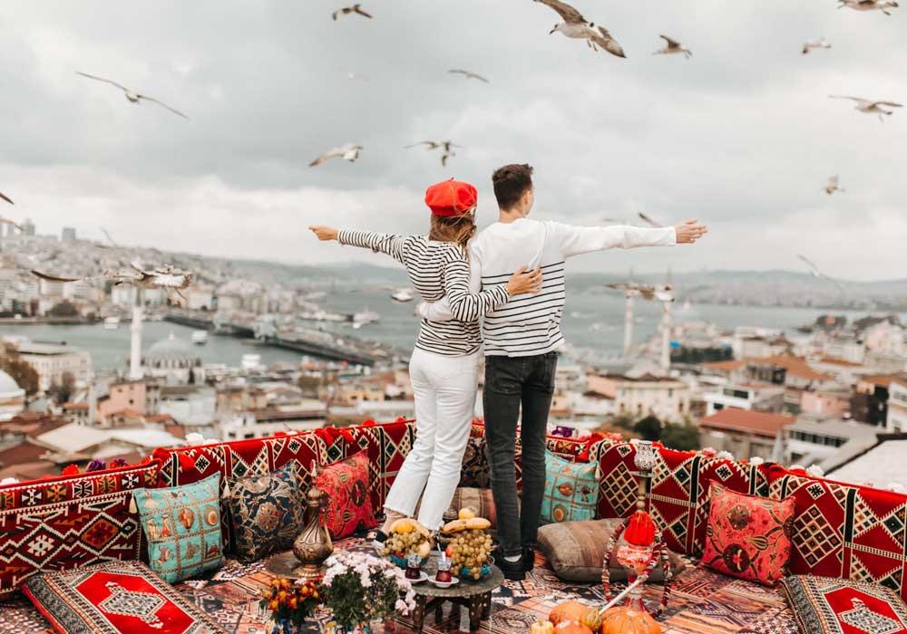 تور استانبول 16 اردیبهشت