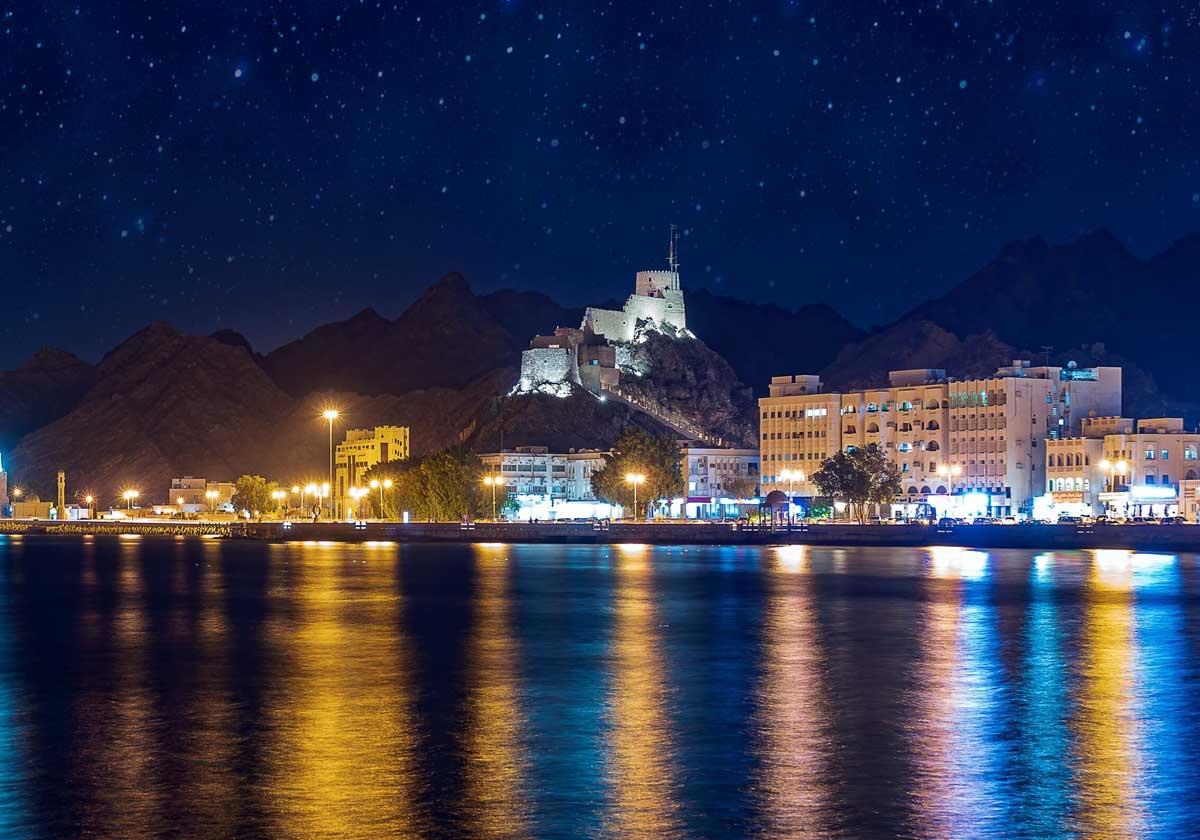 تور عمان 23 دی 99